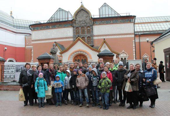 Экскурсии по Москве и Подмосковью